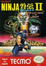 Ninja Gaiden 2 - Wiiware cover