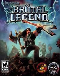 Brutal Legend - PC cover