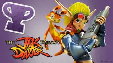 Jak And Daxter: The Precursor Legacy - Playstation Network cover
