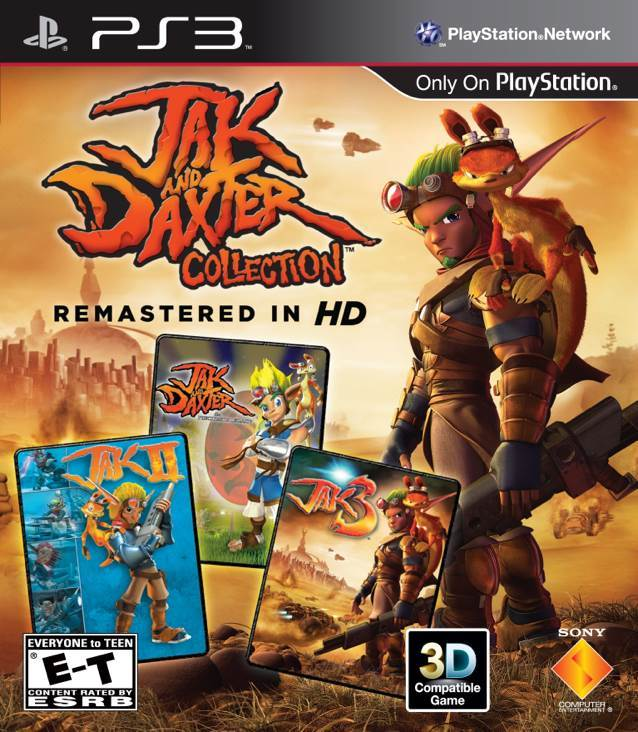 Jak 2 - Playstation Network cover