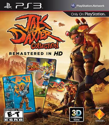 JAK 3 - Playstation Network cover