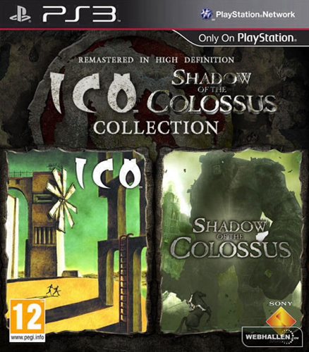ICO - Playstation Network cover