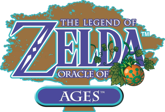 The Legend of Zelda: Oracle of Ages - 3DS cover