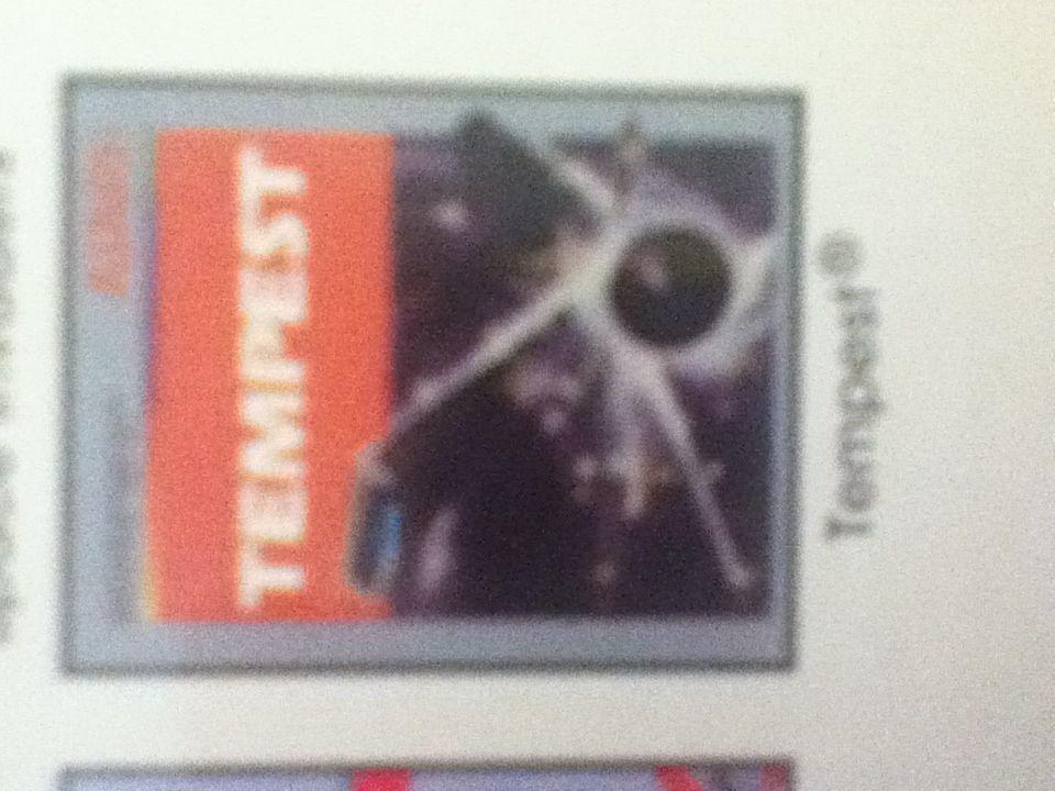 Tempest - Atari 2600 cover