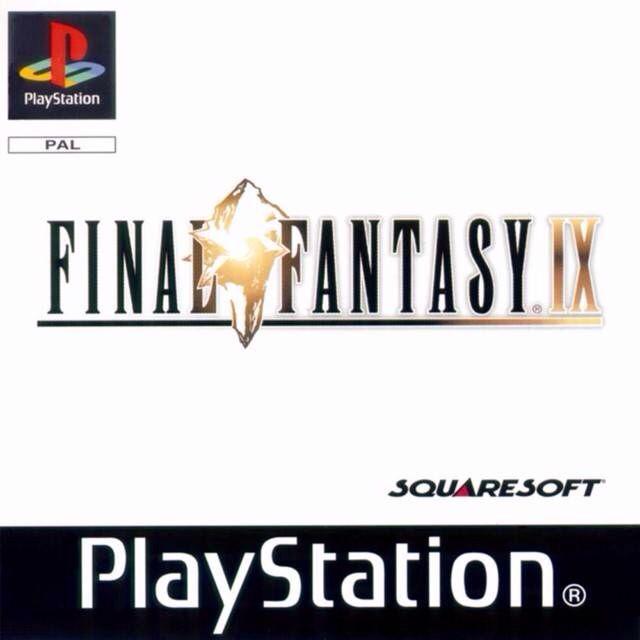 Final Fantasy IX - Playstation Network cover