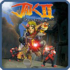 Jak II: Renegade - PS Vita cover