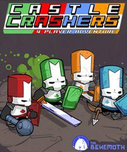 Castle Crashers - Mac OS cover