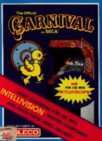 Carnival - Coleco Gemini cover