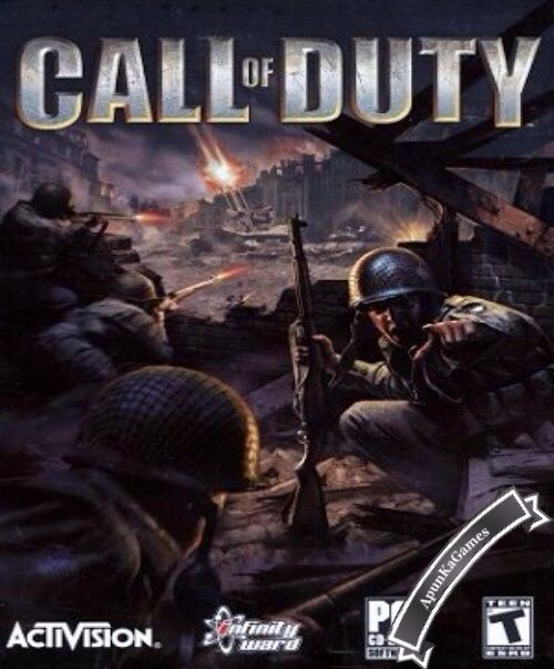 Call Of Duty - Mac OS cover
