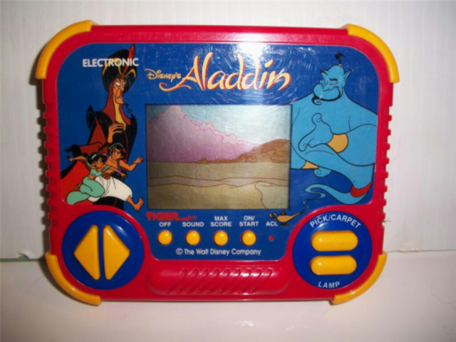 Aladdin - Game and Watch cover