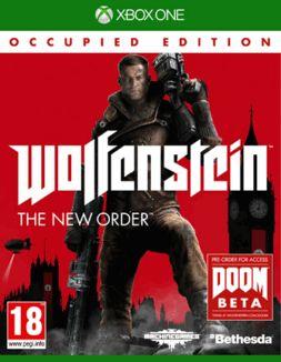 Wolfenstein - Xbox One cover
