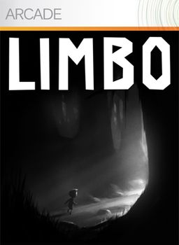 Limbo - PS3 cover