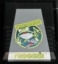 Frogger - Atari 2600 Jr. cover