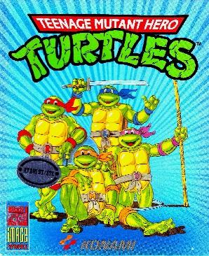 Teenage Mutant Ninja Turtles - PC cover
