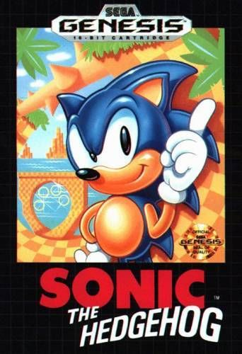 Sonic The Hedgehog - PC cover