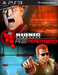 Bionic Commando Rearmed - Playstation Network cover