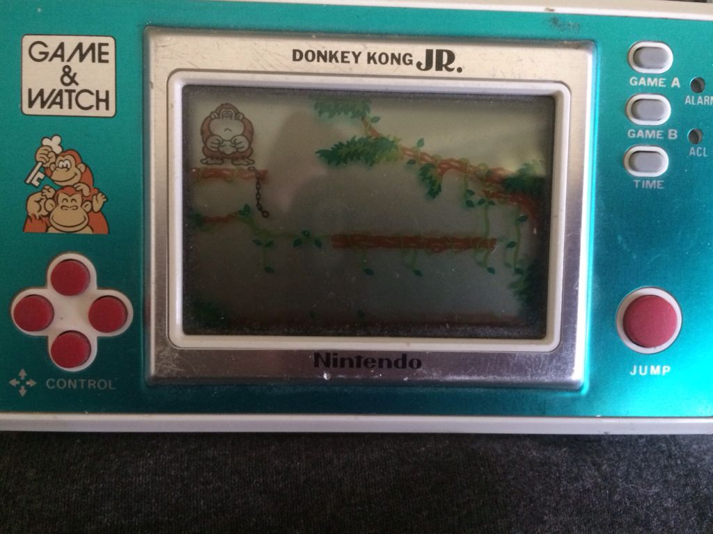 Donkey Kong Jr. - Game and Watch cover