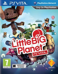 Little Big Planet - PS Vita cover