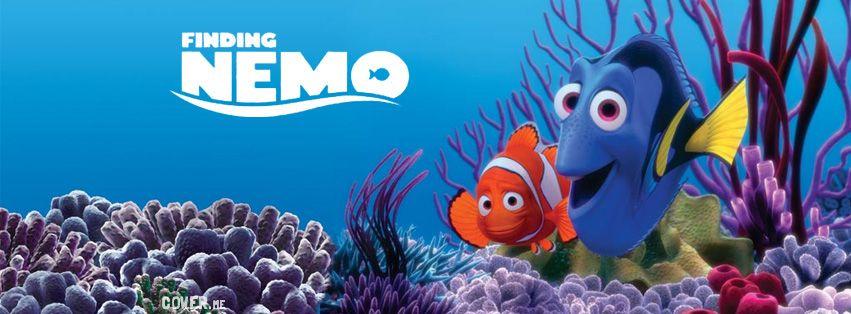 Finding Nemo - PC cover