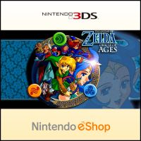 The Legend of Zelda: Oracle of Ages - 3DS Virtual Console cover