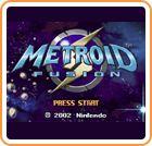 Metroid Fusion - Wii U Virtual Console cover