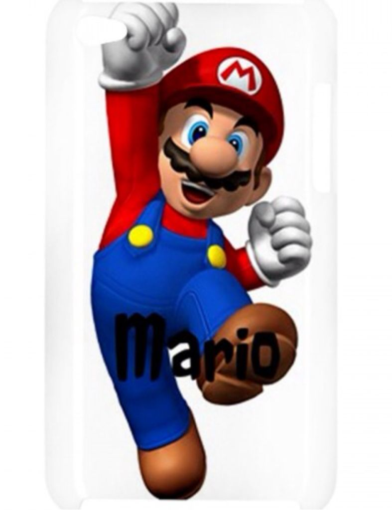 Mario - Apple iPhone/iPod Touch cover