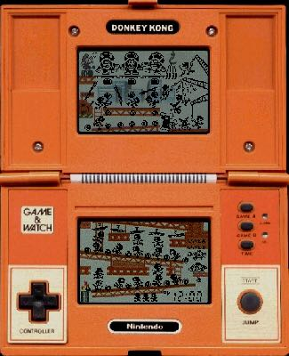 Donkey Kong - Game and Watch cover
