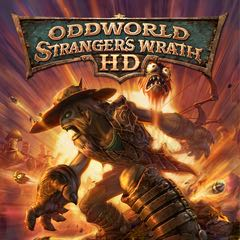 Oddworld Strangers Wrath - PS Vita cover