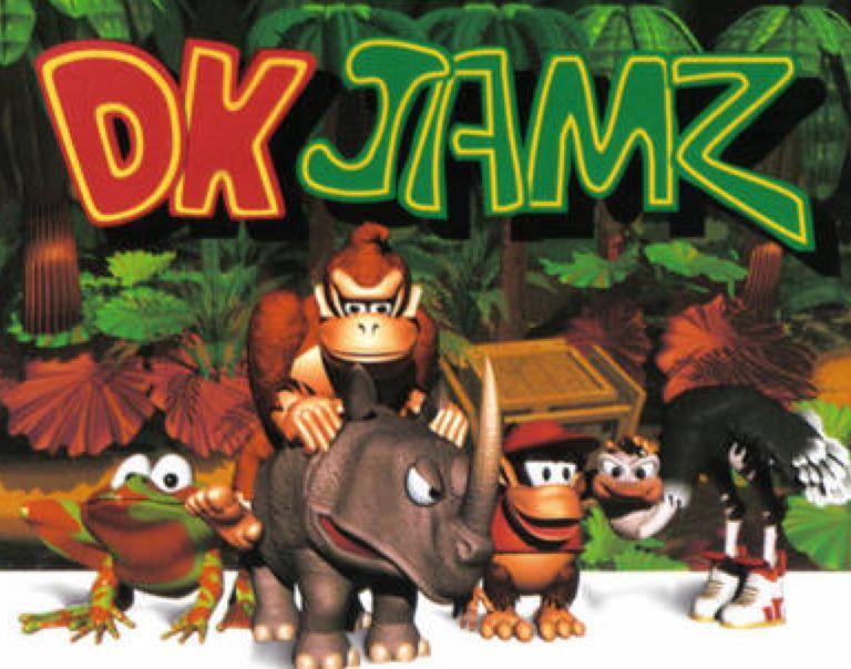 Donkey Kong - Gamecube cover