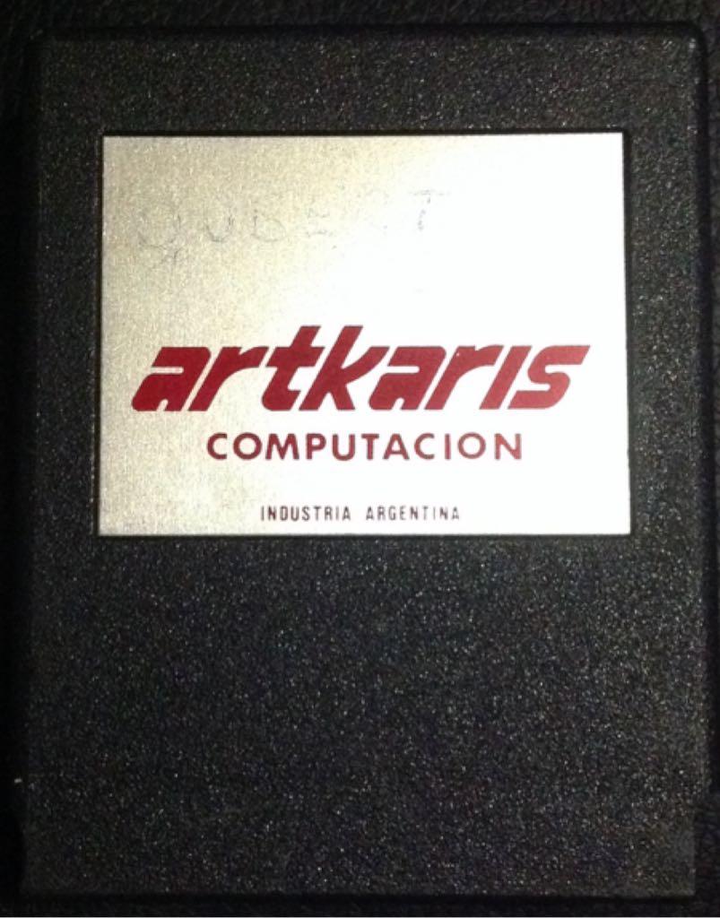Q*bert - Atari XEGS cover