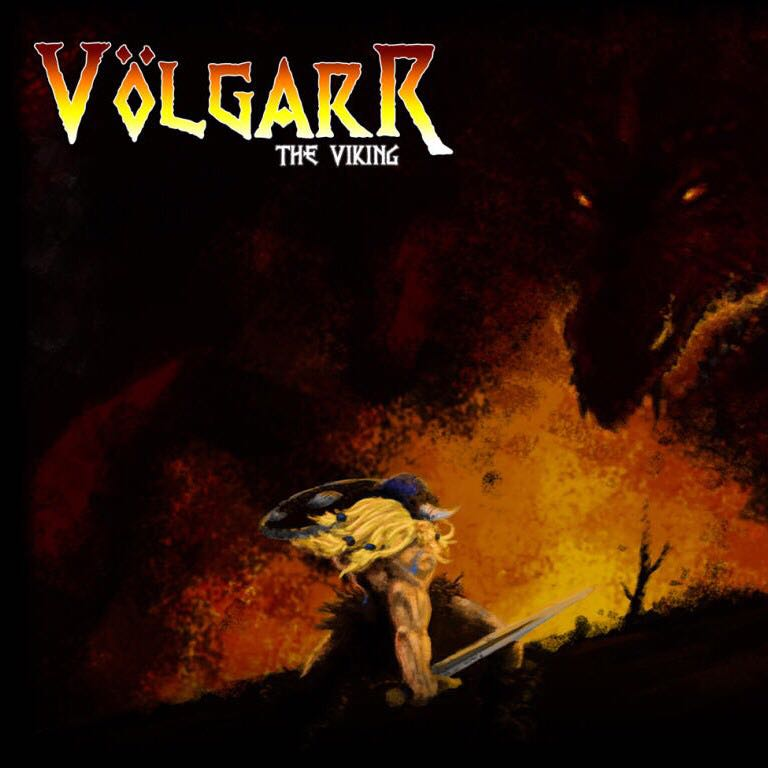 Volgarr The Viking - Xbox One cover