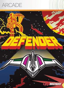 Defender  - Xbox 360 cover