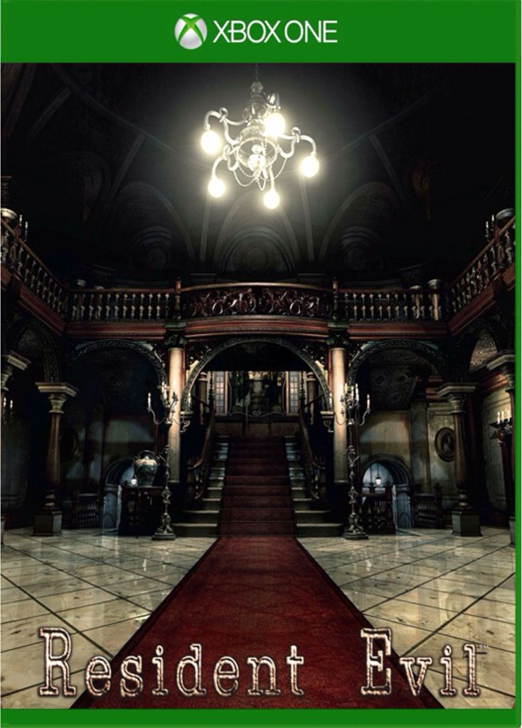 Resident Evil - Xbox One cover