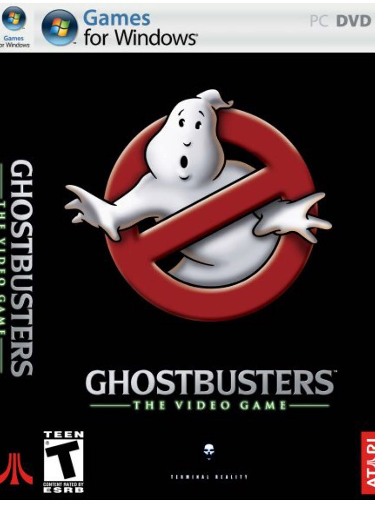 Ghostbusters The Video Game - PC cover