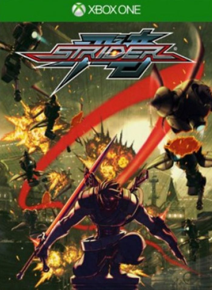 Strider - Xbox One cover