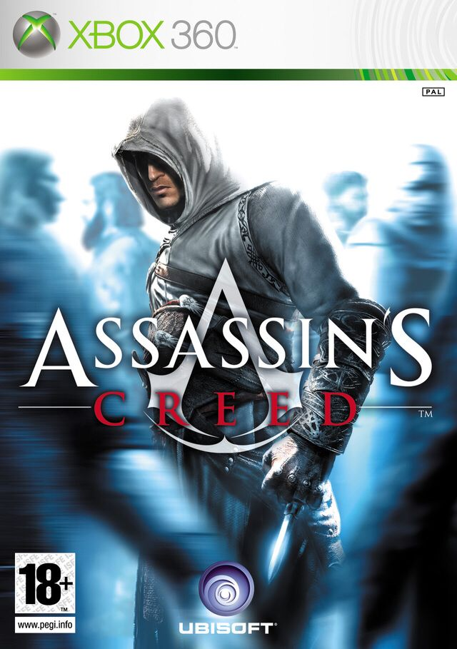 Assassins Creed - Xbox 360 cover