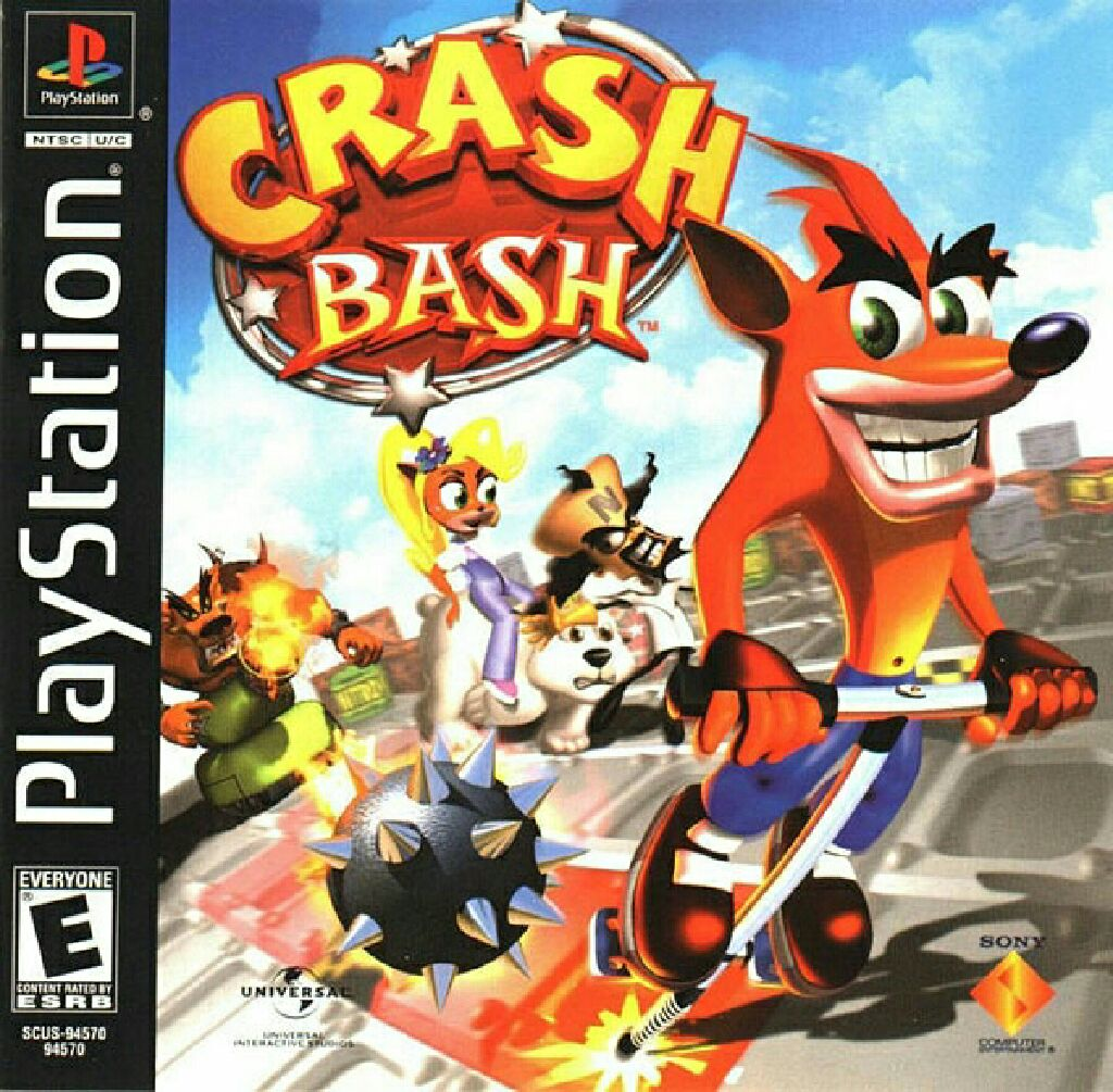 Which crash bash or crash bandicoot on  xxx scenes