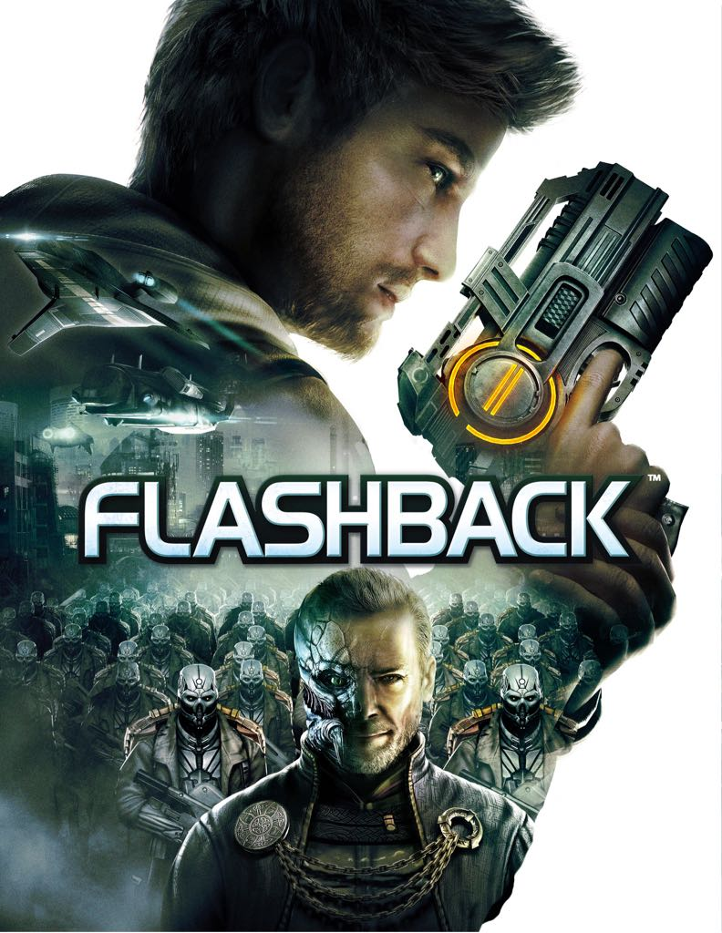 Flashback - Xbox Live cover