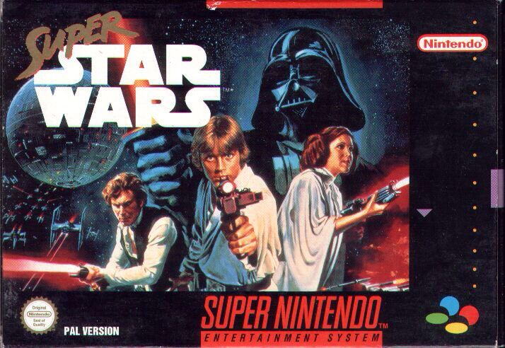 Super Star Wars - Wii Virtual Console cover