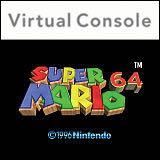 Super Mario 64 - Wii U cover