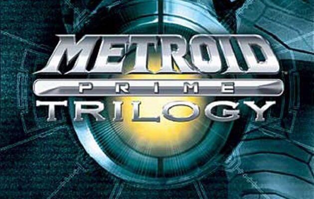 Metroid Prime Trilogy - Wii U cover
