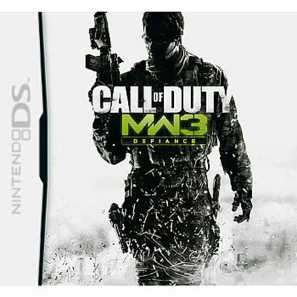 Call Of Duty 3 - 3DS cover