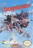 Thunderbirds - NES cover