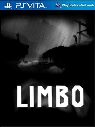 Limbo - PS Vita cover