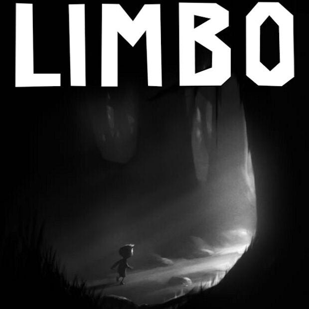 Limbo - PS4 cover