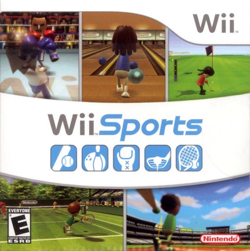 Wii Sports - Wii U cover
