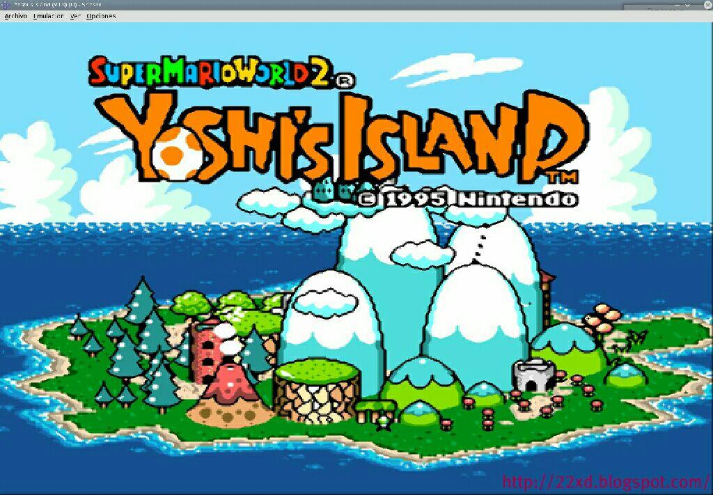 Yoshis Island - Wii U cover