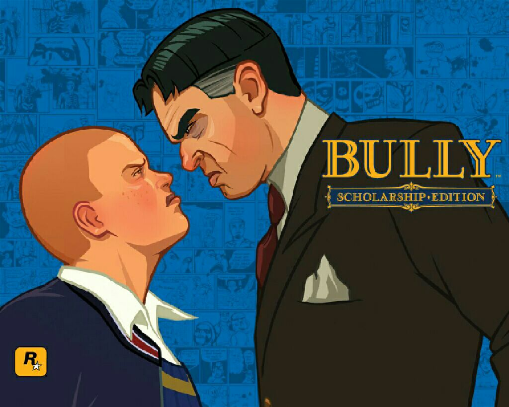 Bully: Scholarship Edition - Apple iPhone/iPod Touch cover