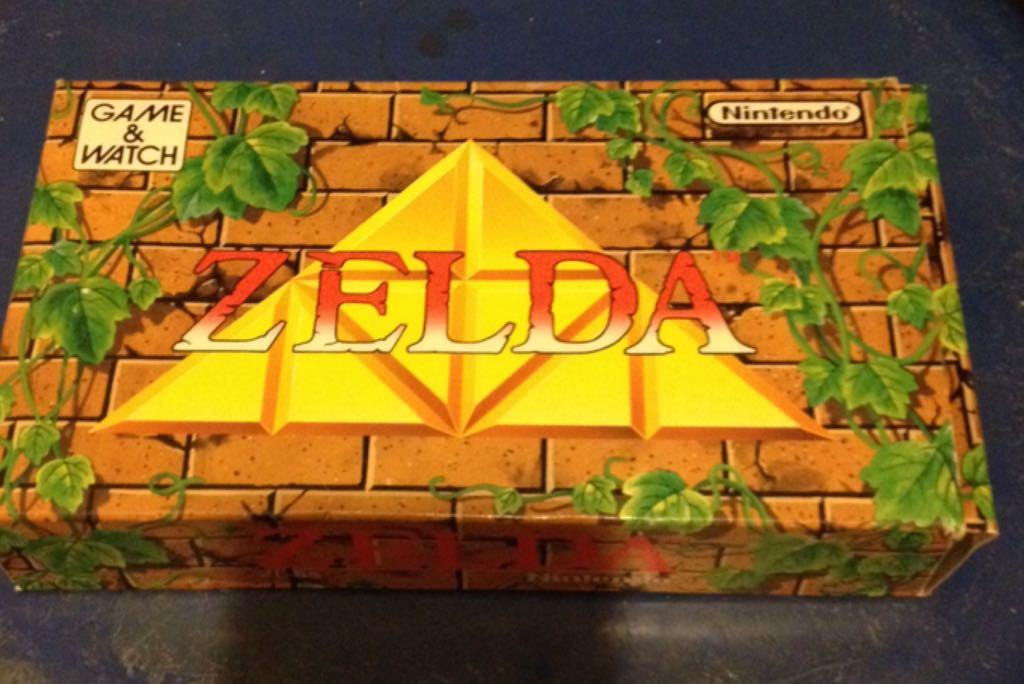 Zelda - LCD Handheld Game cover