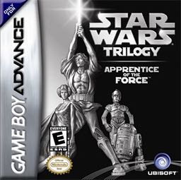 Star Wars Trilogy - Apprentice of the Force - Game Boy Advance cover